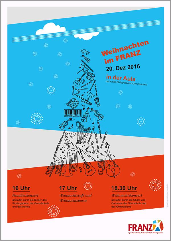 Plakat_Franz_Weihnachten 2016