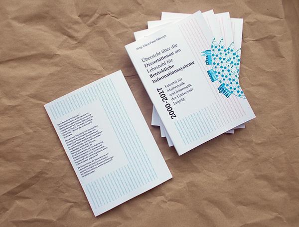Cover Gestaltung Broschur