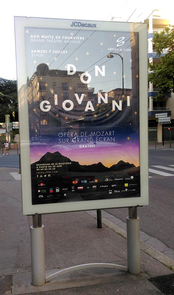 Poster, Affiche, Lyon, 10