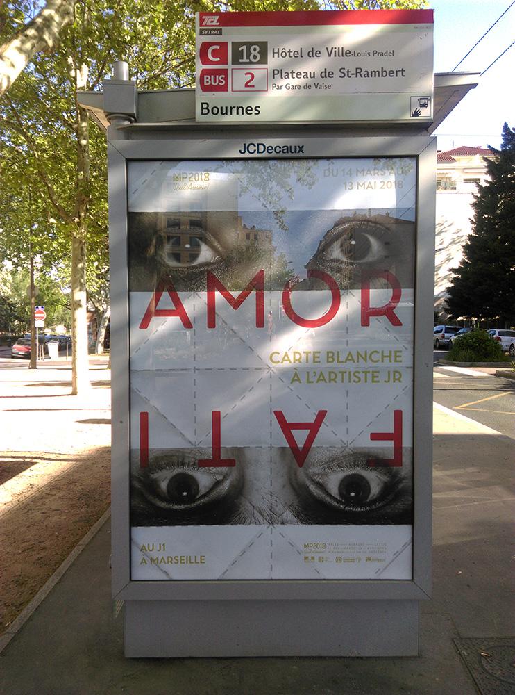 Poster, Affiche, Lyon, 4