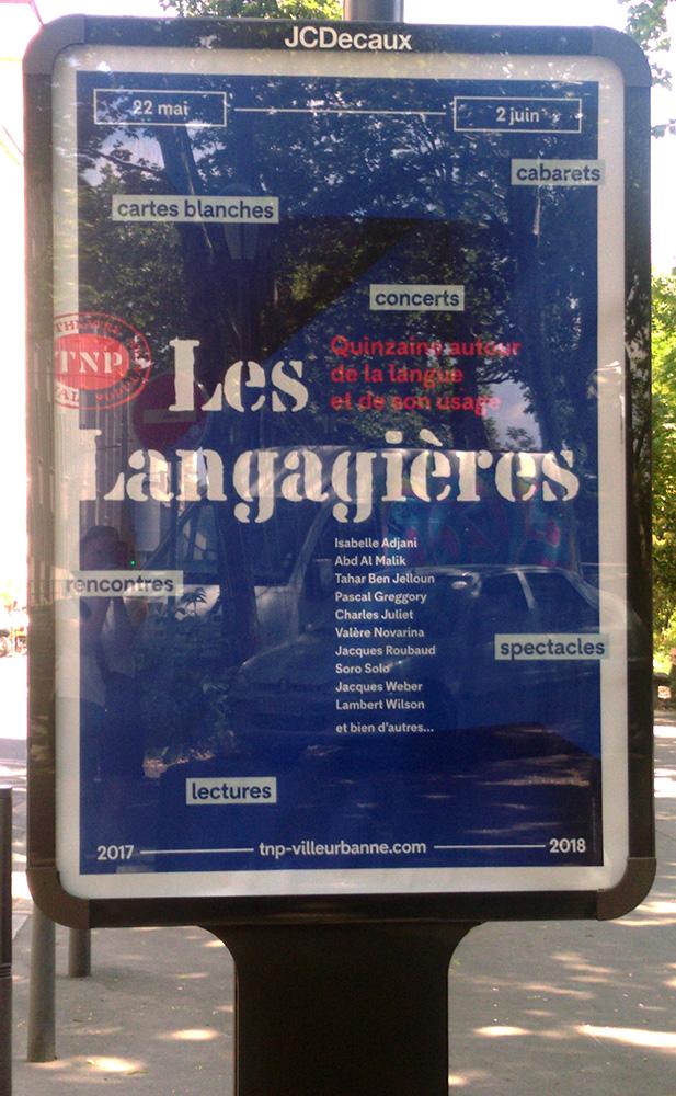 Poster, Affiche, Lyon, 1