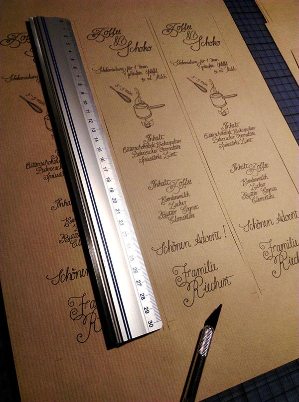 Handlettering Kalligrafie Schoko&Toffee Web 3