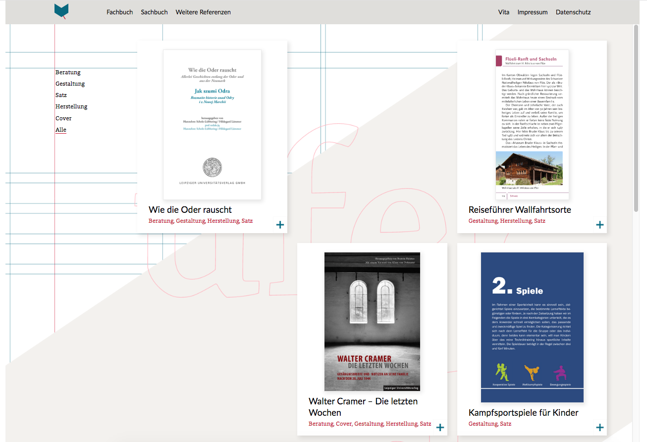 ufer-verlagsherstellung WordPress Design: Annett Riechert Ref 5