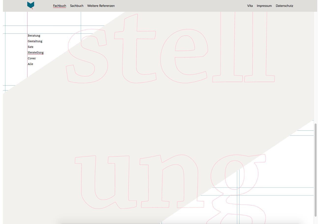 ufer-verlagsherstellung WordPress Design: Annett Riechert Ref 3