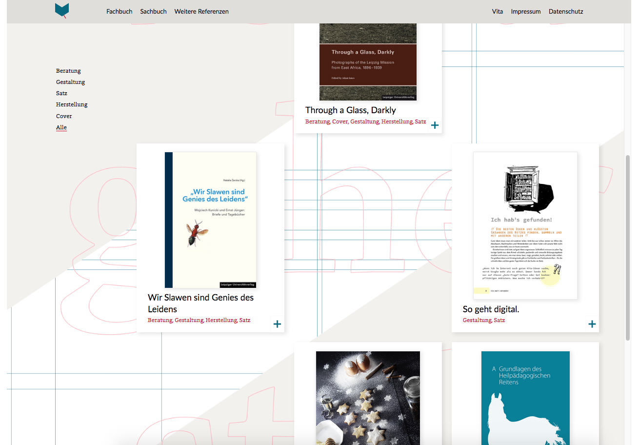 ufer-verlagsherstellung WordPress Design: Annett Riechert Ref 1