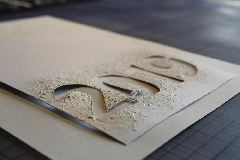 Kalligrafie_Komposition_3_Jahresend_2019_Annett_Riechert