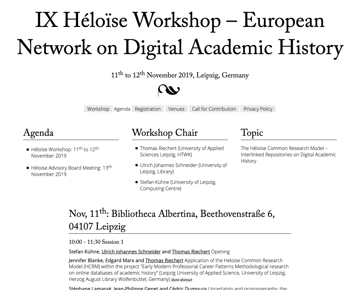 Flexbox, Heloise Workshop, Webseite, 2019