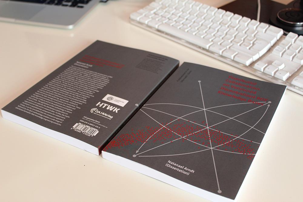 Dissertation Natanael Arndt, Cover Gestaltung: Annett Riechert, 2020