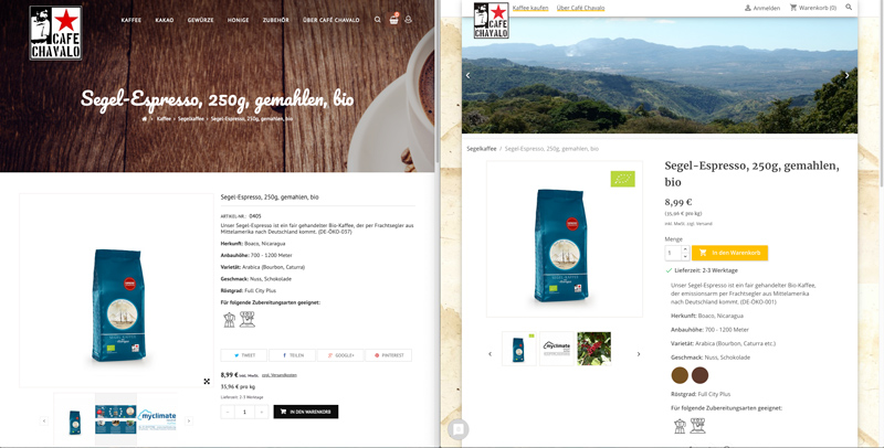 Screenshot-Artikel-Einzelansicht-Segelkaffee-Prestashop-Cafe-Chavalo-Segelkaffee-20210128