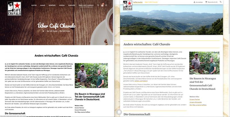 Screenshot-Contentseite-UeberCafeChavalo-Prestashop-Cafe-Chavalo-Segelkaffee-20210128